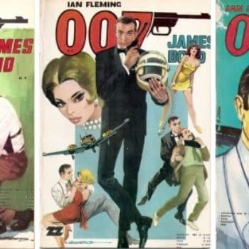 James Bond Returns To Comics In 2015 From Dynamite – His Origin, World War II And Much, More. Creators, Time To Step Up.