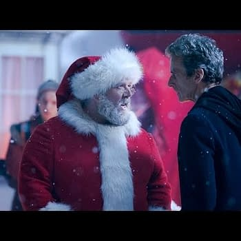 The Doctor And Santa Are Back&#8230. A Christmas Preview