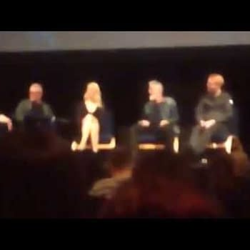 VIDEO &#8211 Alan Moore Mitch Jenkins Siobhan Hewlett Darrell DSilva And Andrew Buckley Talk Show Pieces In Leeds