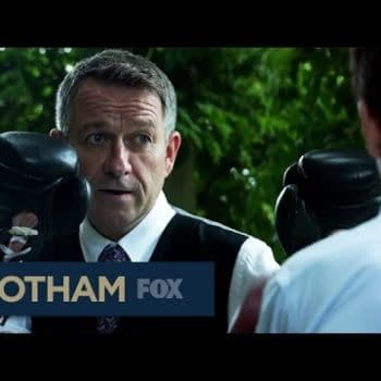 Harvey Dent Is Coming To Gotham And Fox Is Promoting The Heck Out Of It