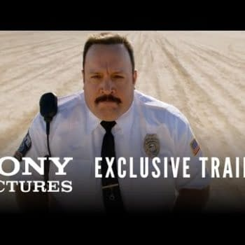 Kevin James Does Vegas In Trailer For Paul Blart: Mall Cop 2