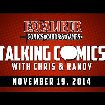 Talking Comics &#8211 Discussing This Weeks Upcoming Titles From Spider-Woman To Intersect Sinergy And More