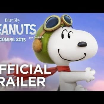 Almost A Year Away Fox Releases Trailer For The Peanuts Movie