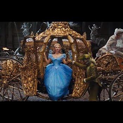 First Trailer For Disneys Live-Action Cinderella