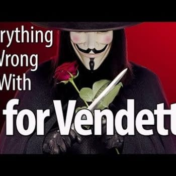 Remember Remember Everything Wrong With V For Vendetta