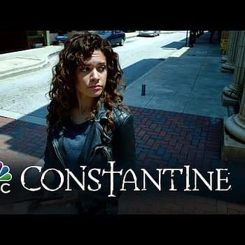 Constantine Behind The Scenes Of The Darkness Beneath