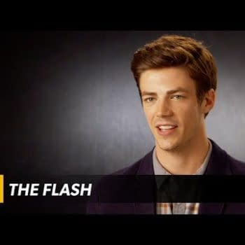 Building A Rogues Gallery – New Flash Featurette