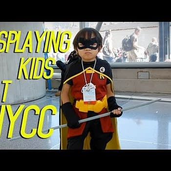 When Kids Cosplay At New York Comic Con (VIDEO)