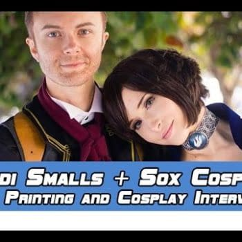 Comics And Cosplay Presents: 3D Printing For Cosplay Tips With Bindi Smalls And Sox Cosplay