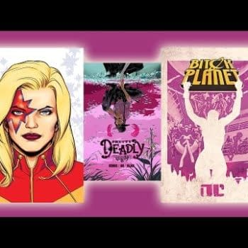 Video Intervews With Kelly Sue DeConnick, Charles Soule, Brian Wood, Michael Moreci, Walter Simonson, Eric Powell And Marc Andreyko You May Never Have Seen