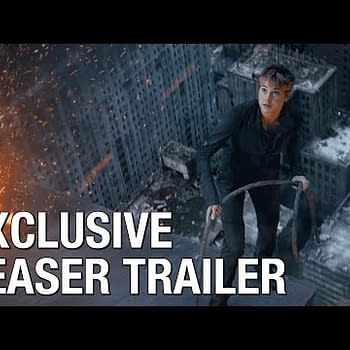 The Divergent Series: Insurgent Gets A Trailer
