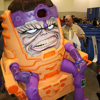 31 Cosplay Shots From Rhode Island Comic Con &#8211 Its All About MODOK
