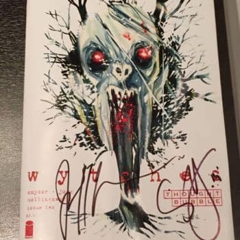 Wytches And Mondo At Thought Bubble 2014: A Speculator Corner Special