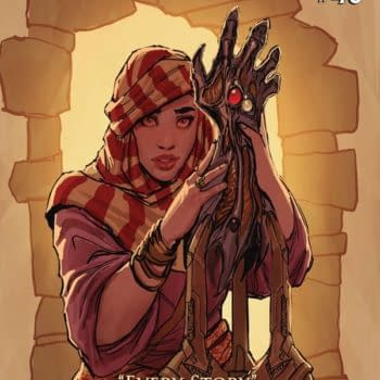 Top Cow Previews – American Legends And Artifacts
