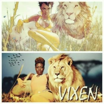 The Woman Who Would Be Vixen