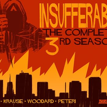 Their Conflict Is Coming To A Head And Fast. &#8211 Mark Waid Talks Insufferable Volume 3