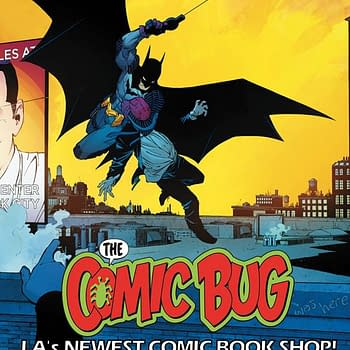 Things To Do On The West Coast In November If You Like Comics