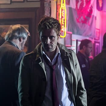 Capturing That X-Files Feel – Recapping Constantine Episode 2: The Darkness Beneath
