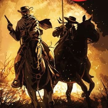 Exclusive Extended Previews – Django / Zorro, Lone Ranger: Vindicated And More