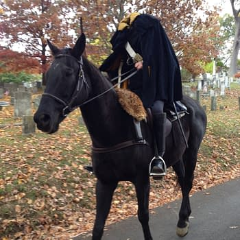 Visiting The Real Sleepy Hollow On Halloween As A Fan Of The Story Film TV Show And Comic