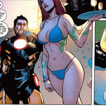Iron Man Behaving Like U2 &#8211 And Other Signs Of Axis Today