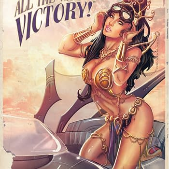 New Cedric Poulat Bombsell Cover For John Carter Warlord Of Mars #2