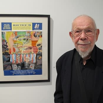 Celebrating 50 Years Of Al Jaffees Mad Fold-In Art