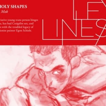 Preview Comic Arts Brooklyn Debut Unholy Shapes By Annie Mok Inspired By Egon Schiele