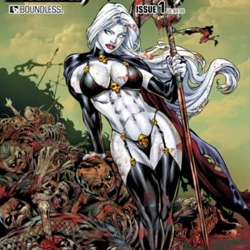 Boundless Solicitations For February Includes Lady Death: Apocalypse #1