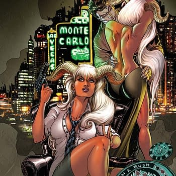 Dynamites Chaos Comics Coming In February