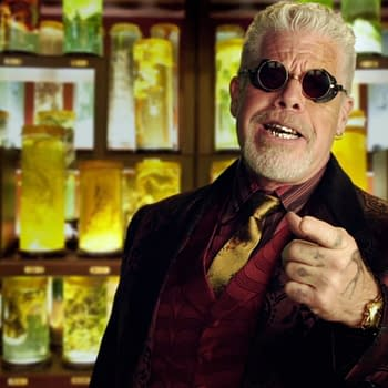 Ron Perlman To Appear On The Blacklist
