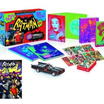 From $284.99 To $39.98 – 5 Different Ways To Buy The Batman '66 TV Series