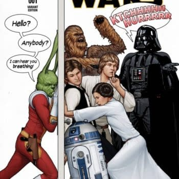 With Marvel's Star Wars #1 Incentives Tied To Sales Of Original Sin #8, Could They Sell Half A Million?