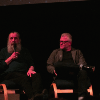 Alan Moore And Mitch Jenkins' Show Pieces Proves Its Mettle At The Leeds Film Festival – Plus Q And A With Moore, Jenkins, And Cast
