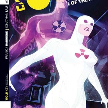 Turning The Gold Key – Fred Van Lente Talks To Frank Barbiere About Solar: Man Of The Atom