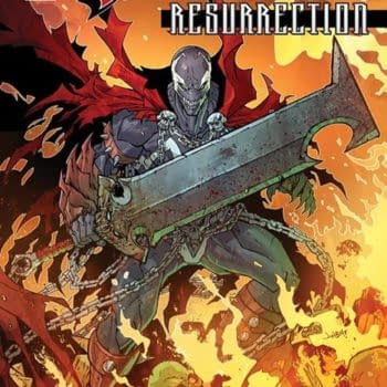 Todd McFarlane Unveils Spawn: Resurrection Cover And Wants Your Questions
