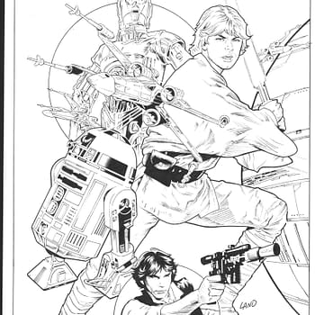 Greg Land Covers Star Wars #1