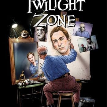 Free On Bleeding Cool – The Twilight Zone: Shadow & Substance #1