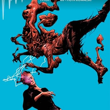 Writer To Writer – Frank Barbiere Talks With Peter Milligan About Terminal Hero