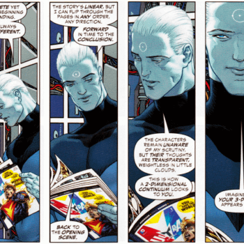 Multiversity: Pax Americana – It's Not Just Watchmen. It's All Star Superman, Annihilator And Wanted Too!