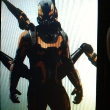 Did We Get A Look At Yellowjacket From Ant-Man?