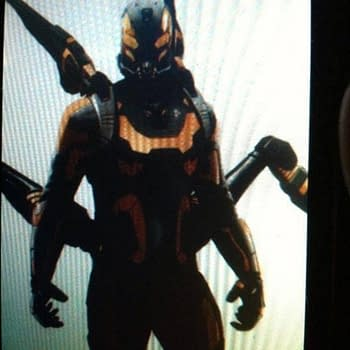 Did We Get A Look At Yellowjacket From Ant-Man