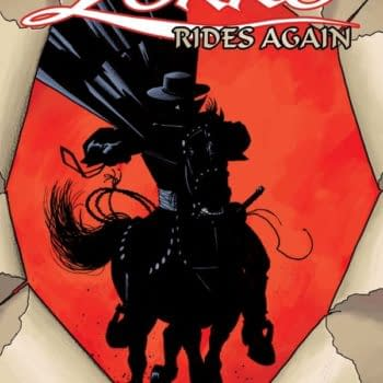 Free On Bleeding Cool – Zorro Rides Again #1 By Wagner And Polls