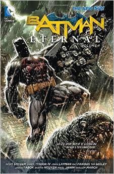 Amazon Glitchwatch: Batman Eternal Vol 1 On UK Kindle