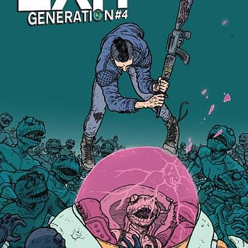 Thought Bubble Debut &#8211 Exit Generation &#8211 #TBF14