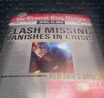 The Great Flash Conspiracy Of 2024