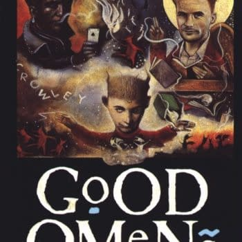 Good Signs For Good Omens – Neil Gaiman Updates Us On The Project