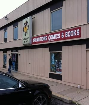 Another One Bites The Dust &#8211 Apparitions Comics Of Michigan