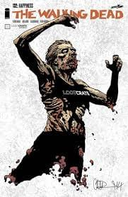 The Difference A Loot Crate Makes &#8211 Top 300 Comics Sales For October 2014 As Walking Dead #132 Sells Around 330000 In North America