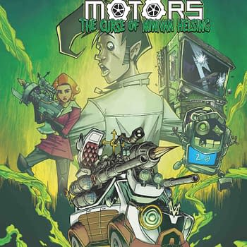 Monster Motors Comes Around Again With The Curse Of Minivan Helsing